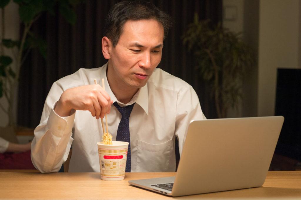 「食生活の乱れ」の画像検索結果