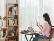 仕事がはかどらない人必見!家の中の誘惑から逃れる4つの方法