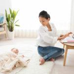 赤ちゃんを育てながらのWebライターを続けるコツとは!?