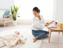 育児とライターの両立