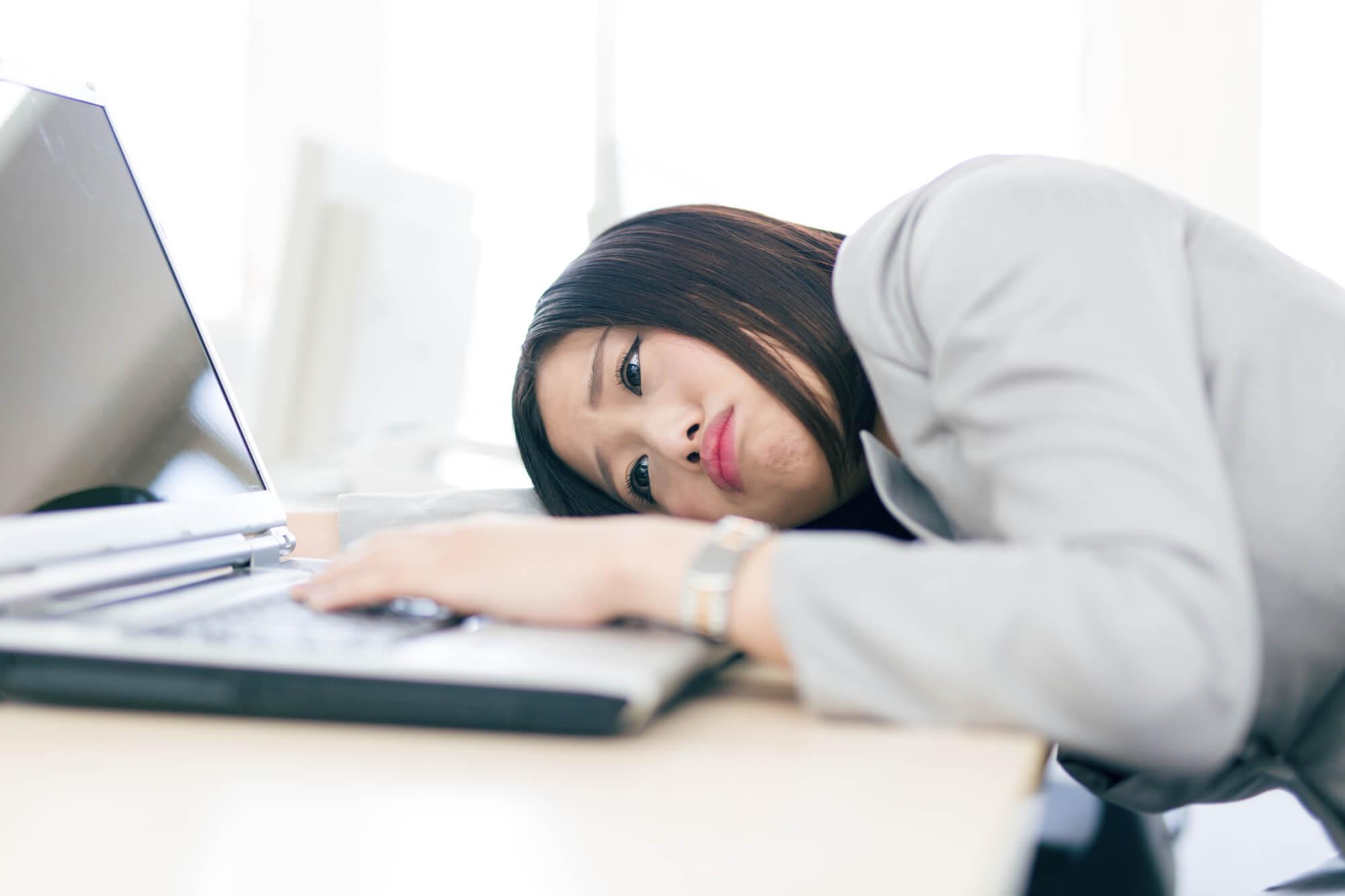 働く女性の悩み