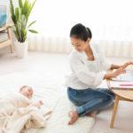 赤ちゃんを育てながらスキルアップ!子育て中でもできるwebライティング